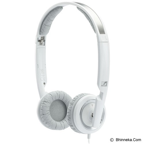 SENNHEISER Portable Headphone [PX 200-II] - White - Headphone Portable
